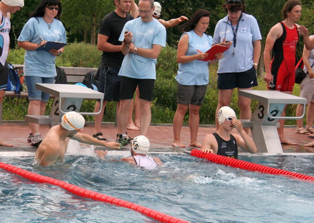 Triathlon Regionalliga Ost 2013 Luckau