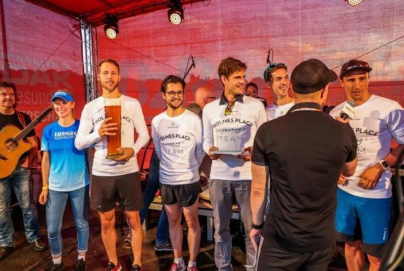 B2RUN Berlin 2017 Sieger