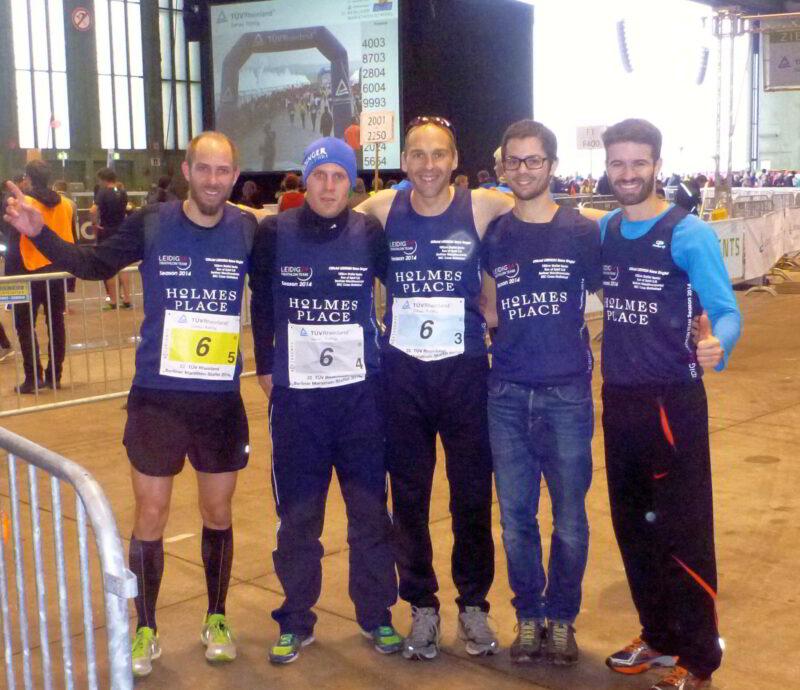 TÜV Rheinland Berliner Marathonstaffel
