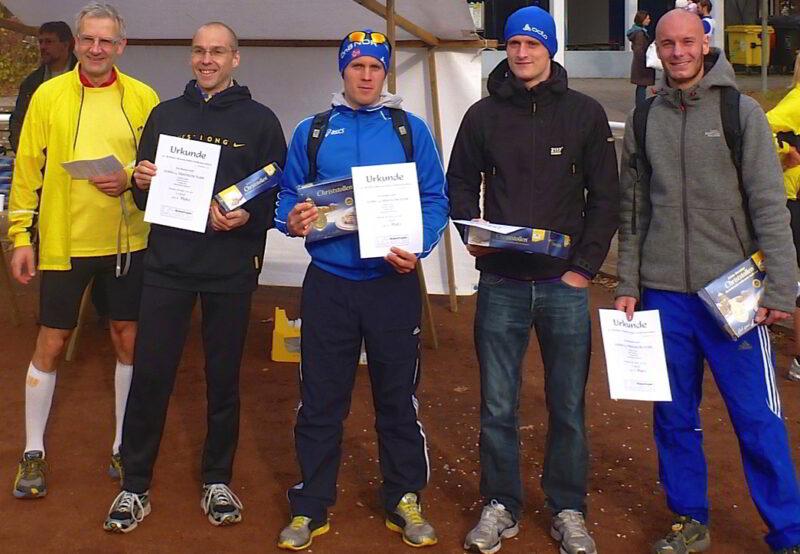 Mannschaftslauf 2012 LC Stolpertruppe