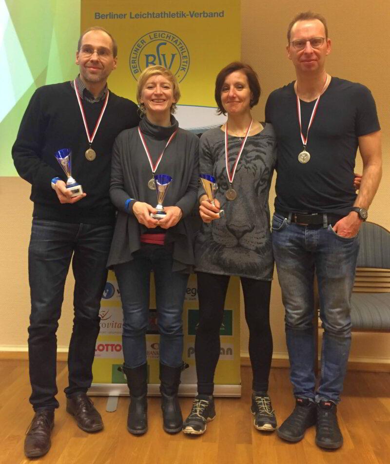 Berliner Läufercup 2018
