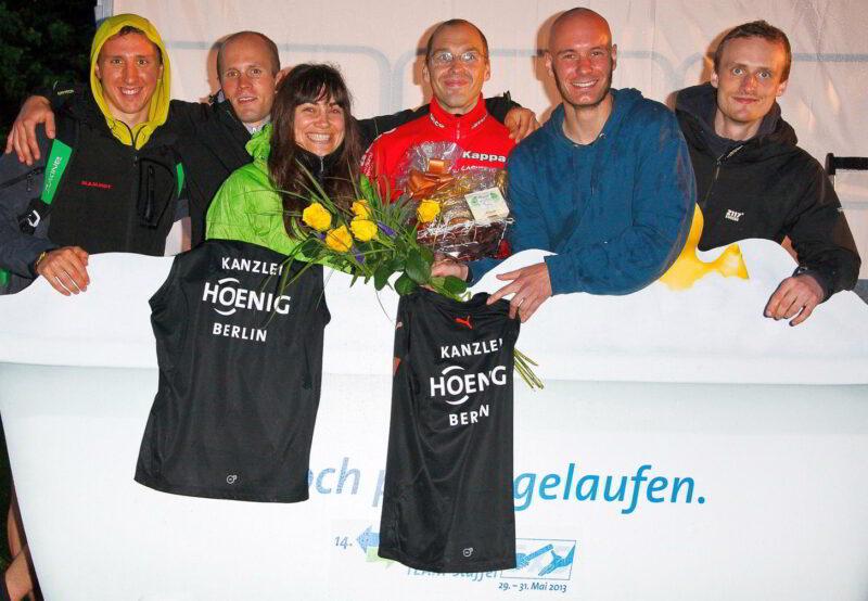 Berliner Wasserbetriebe Teamstaffel 2013